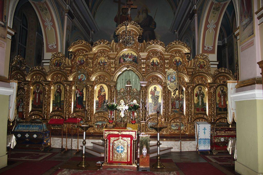 Кафедральний Собор Святої Тройці2