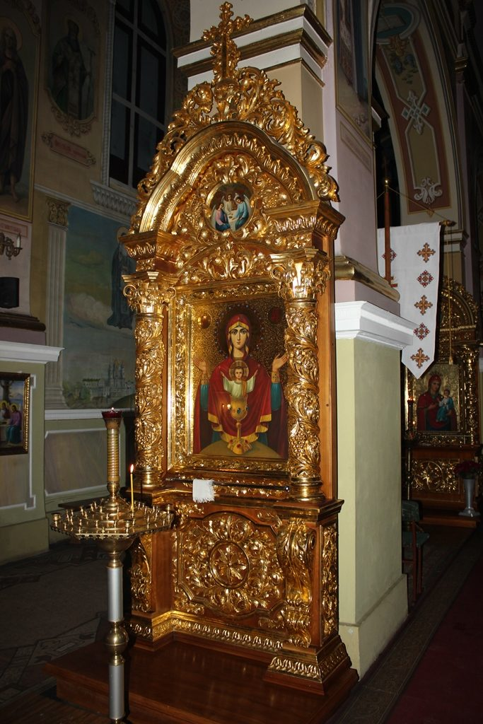 Кафедральний Собор Святої Тройці3